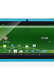 "irulu 7 ""android 4.2 tablet pc (a23 dual core, câmera dupla, 8gb 512 mb, wi-fi)"