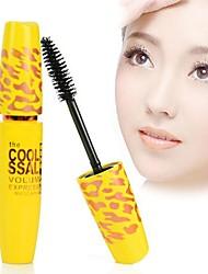 Caso Leopard Makeup longo Curling cílios transplante Gel Mascara Flawless Definition 18369