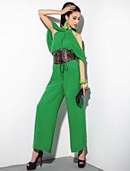 Women's Pants , Polyester Casual/Work GMFI