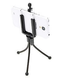 Mini Octopus Flexible Tripod Stand Holder & Mobile Phone Tripod Mount Holder