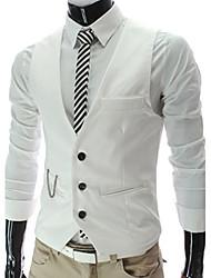 Men's Cotton/Polyester Casual/Work Fxfs