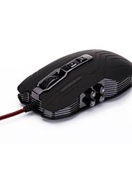 JIANSHENGYIZU Ergonomic High-Precision 4-Mode DPI  USB 2.0 Gaming Mouse