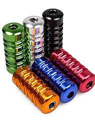 Aluminum Alloy Chromatic Grip Grips Tube for Tattoo Machine Gun(Random Color)