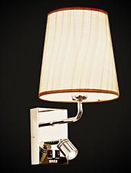 Lampade da parete, 1 Luce, artistico Acciaio inossidabile Placcatura MS-86211-7