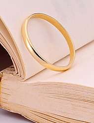 Шелковый путь Элегантный Простой кольцо (Цвет экрана)