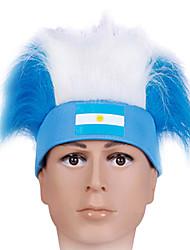 2016 European Football Championship  Argentina Fans Cosplay Headband