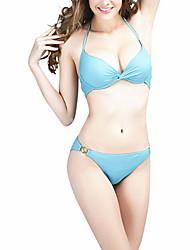 Halter Sexy Top da donna Push Up Bikini