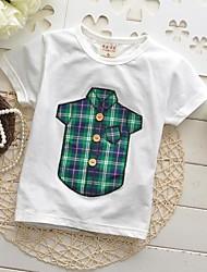 Meninos Cotton T-shirt