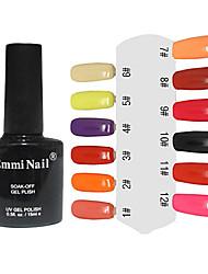UV Color Gel Hot Vendita Smalto per unghie (10 ml, 1 bottiglia)