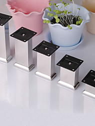 60mm Cuboid Stainless Cabinet Foot Series