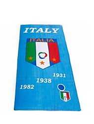 Кубок Италии World Gym Фитнес-Бич полотенце