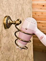 Gadget de Banheiro , Antigo Latão Polido De Parede