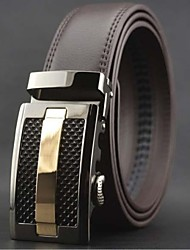 Men's Fashion Leisure Automatic Buckle Belt