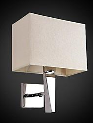 Appliques, 1 Lumière, artistique Acier inoxydable Placage MS-86215