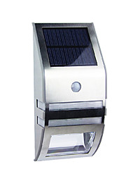 Solar White Wall Light With Pir Motion Sensor(Cis-57122)