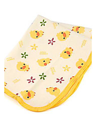 Children's Baby Infant Home Travel Mat Burp Changing Pad Cover Waterproof Cotton Urine Mat