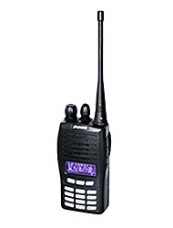 PX-777 5W 10KM 400~470MHz Rechargeable Walkie Talkies with Backlighted LCD (110~120V AC)