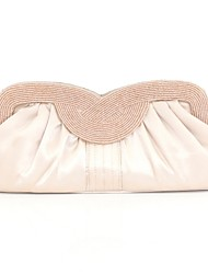 Silk Wedding / Special Occasion Clutches / Evening Handbags with Beads (More Colors)