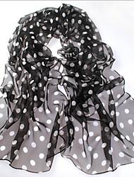 Элегантный День Ветер Крем для загара шифон шарф