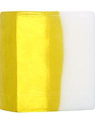 Isilandon Handmade Germe de Trigo Óleo Essencial Soap Whitening Hidratante Anti-Acne Anti-Inflamação 100g