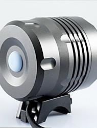 3 Čelovky Světla na kolo LED 6000/4000 Lumenů 3 Režim Cree XM-L T6 Cree XM-L2 T6 4 x Baterie 18650 Dobíjecí Voděodolné pro Cyklistika