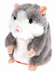 Novelty Voice Recorder Mimicry Pet Talking Hamster Toy
