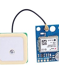 GY-GPS6MV1 Módulo APM2.5 GPS con antena - Deep Blue (3 ~ 5 V)