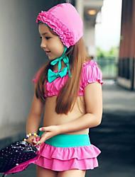 Bikini Flores Swimwear da menina