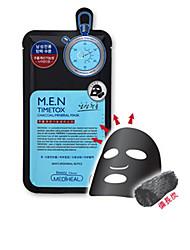 HEDIHEAL НДПИ TIMETOX УГОЛЬ-минеральные маски 1P