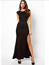 Yaxy Lace Nightclub Hollow Lace Dress