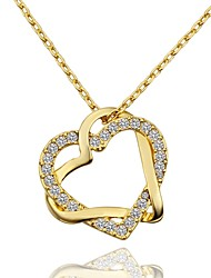 Jinfu Elegant Gold Plating  Necklace