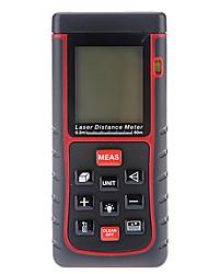 60m/192ft mini-diastimeter distância digital a laser rangefinder medidor de volume de mão medida área