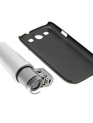 Samsung N9300 Cell Phone Case e 200 volte lente di ingrandimento in Set