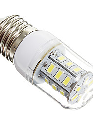 3W E14 E26/E27 LED a pannocchia 24 SMD 5730 270 lm Bianco caldo Luce fredda AC 220-240 V