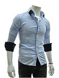 Men's Cotton/Polyester Casual Kedila