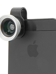 IB-F8001 largo clip Macro Photo Lens per iPhone 4/4S iPad 2 Nuovo Pad
