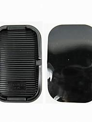 Multi-função Car antiderrapante GPS Suporte Armazenamento
