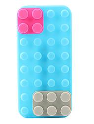 Carcasa Suave de LEGO para el iPhone 5 - Colores Surtidos