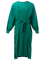 Medical uniform Scoop Knots Twill Operating Gown