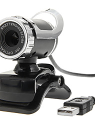 8-Megapixel-Mini-Webcam mit Mikrofon