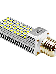 5W G24 / E26/E27 LED лампы типа Корн T 36 SMD 5050 400 lm Тёплый белый / Естественный белый AC 100-240 V