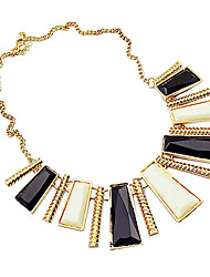 J&G Women's Exaggerate Chain Necklace