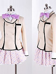 If Her Flag Breaks Nanami Knight Bladefield Cosplay Costume