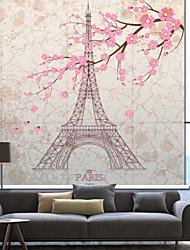 Euro Traumhafte Eiffelturm Sakura Rollo