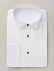 Cotone Bianco shirt Solid