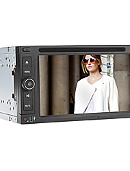 "6.2"" Android 4.2.2  Universal Car DVD Player with Multipoint Touchscreen,Wifi,GPS,RDS,Bluetooth,Can-Bus"