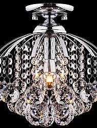 MAISHANG® Ceiling Lamps , 1 Light , Crystal Artistic Stainless Steel Plating MS-86270