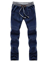 Men's Cotton Leisure Trousers