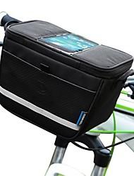 Bicyclette de vélo Sacoche de Guidon Panier avant Phone Pouch paquet plein air Vélo