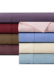 Solid Cotton Sheet Set